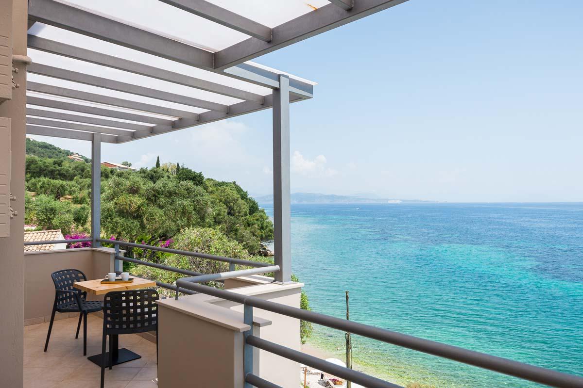 glyfa beach front villas barbati corfu 10