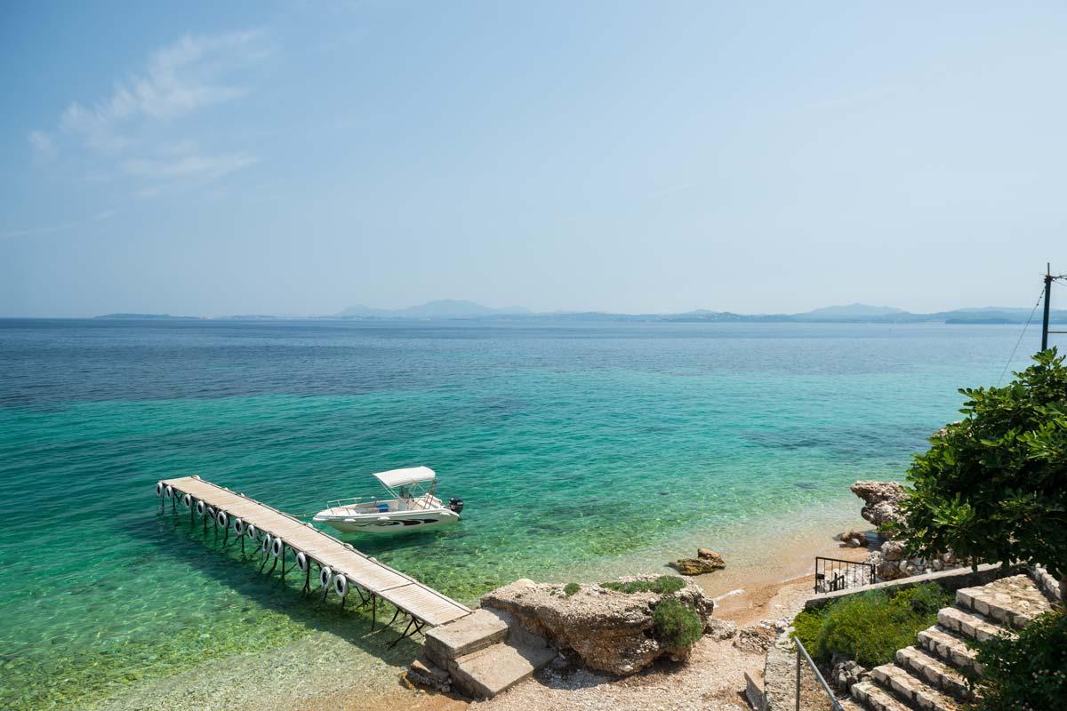 glyfa beach front villas barbati corfu 13