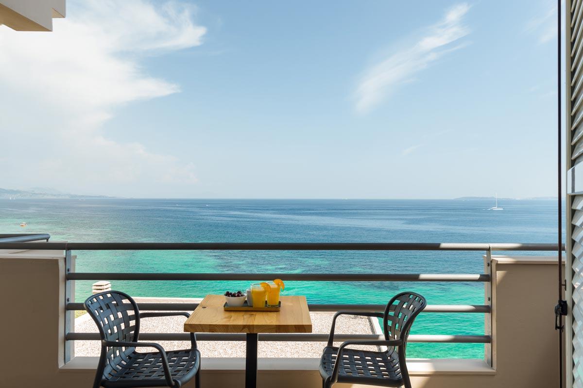 glyfa beach front villas barbati corfu 16