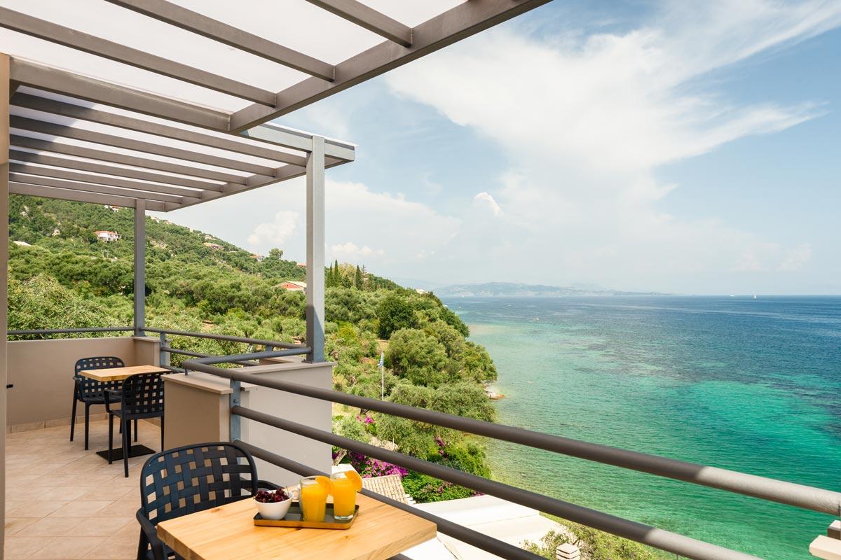 glyfa beach front villas barbati corfu 19